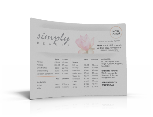 simply-beauty-flyer