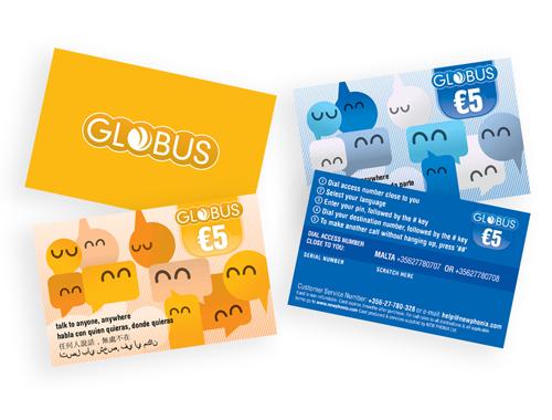 GLOBUS-PLASTIC-CARDS
