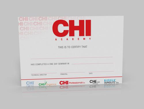 chi-certificates