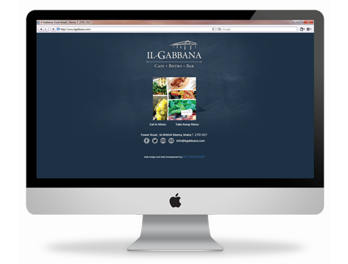 gabbana-website