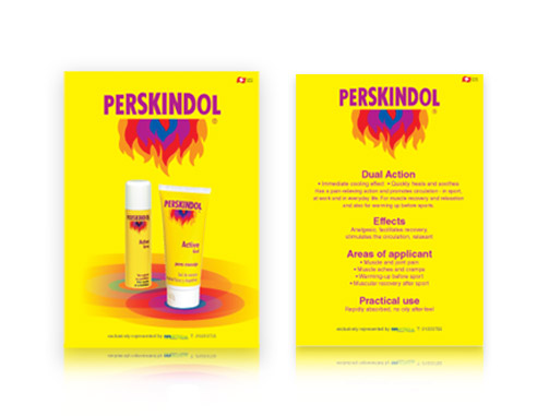 Perskindol-posters