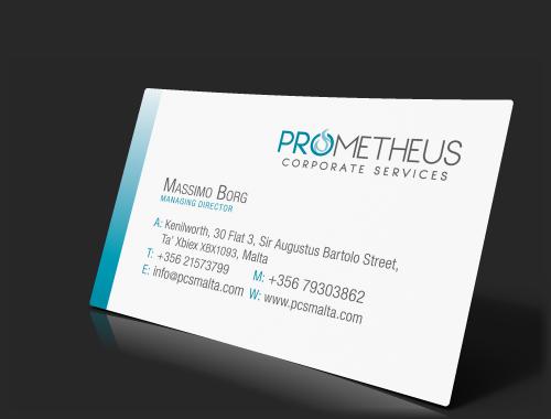 prometheus-businesscard